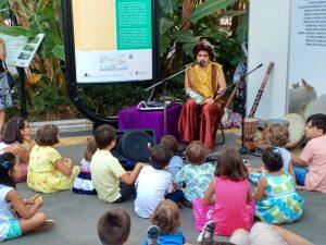 La música es la medicina del alma que nos reconnecta con nuestra infancia